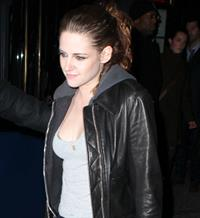 Kristen Stewart at the 'On the Road' after party at Abe and Arthur's in New York City December 13, 2012