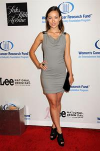 Olivia Wilde at the 13th annual Unforgettable Evening benefiting EIF held at the Beverly Wilshire Four Seasons Hotel on January 27, 2010
