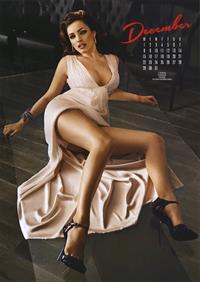 Kelly Brook 2014 Calendar