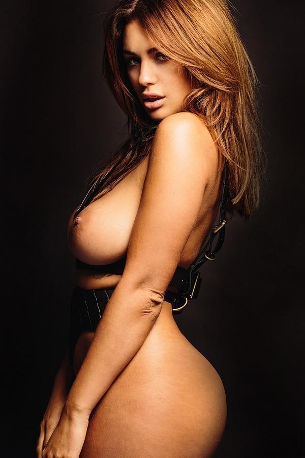 Holly Peers - breasts