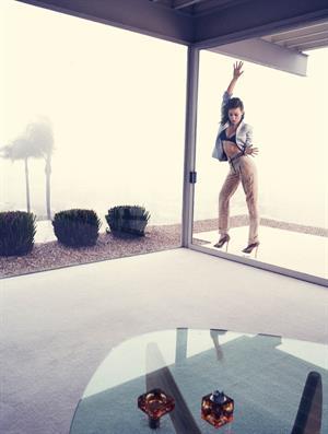 Olivia Wilde – 2009 Dusan Reljin shoot