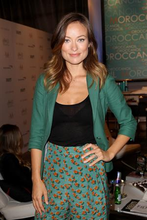 Olivia Wilde Variety Studio At Holt Renfrew - Day 1 - 2013 Toronto International Film Festival - September 7, 2013