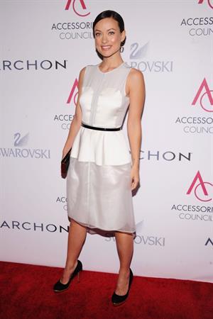 Olivia Wilde 16th Annual ACE Awards in New York - November 5, 2012