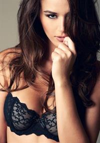 Talita Correa in lingerie