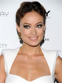 Olivia Wilde at the Butter film premiere in New York - September 27, 2012