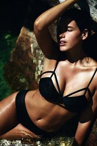 Tahnee Atkinson in a bikini