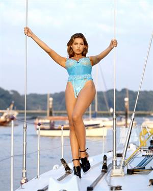 Kelly Brook - Steve Perry Photoshoot