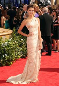 Nina Dobrev 62nd Annual Primetime Emmy Awards on August 29, 2010