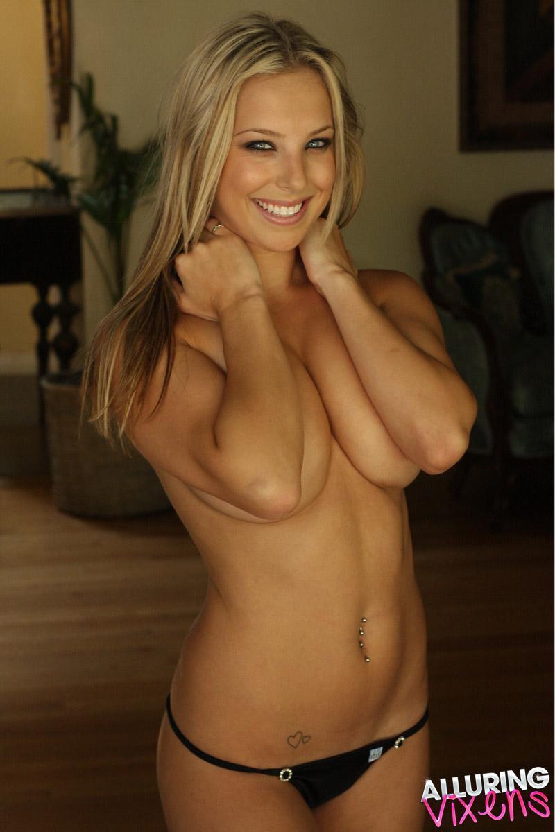 Lauren in lingerie