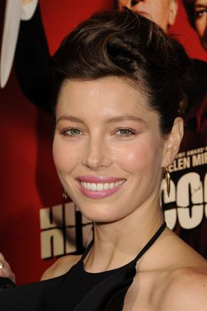 Jessica Biel  Hitchcock  Los Angeles Premiere (November 20, 2012)