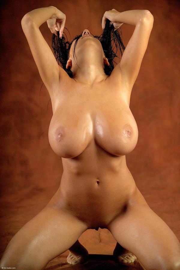 Jana Defi - pussy and nipples