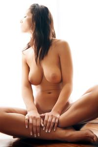 Angel Dark - breasts