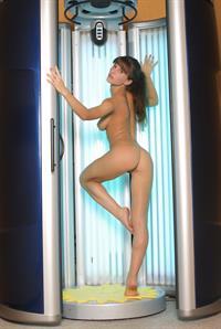 Albina Kalmyk - tits and ass
