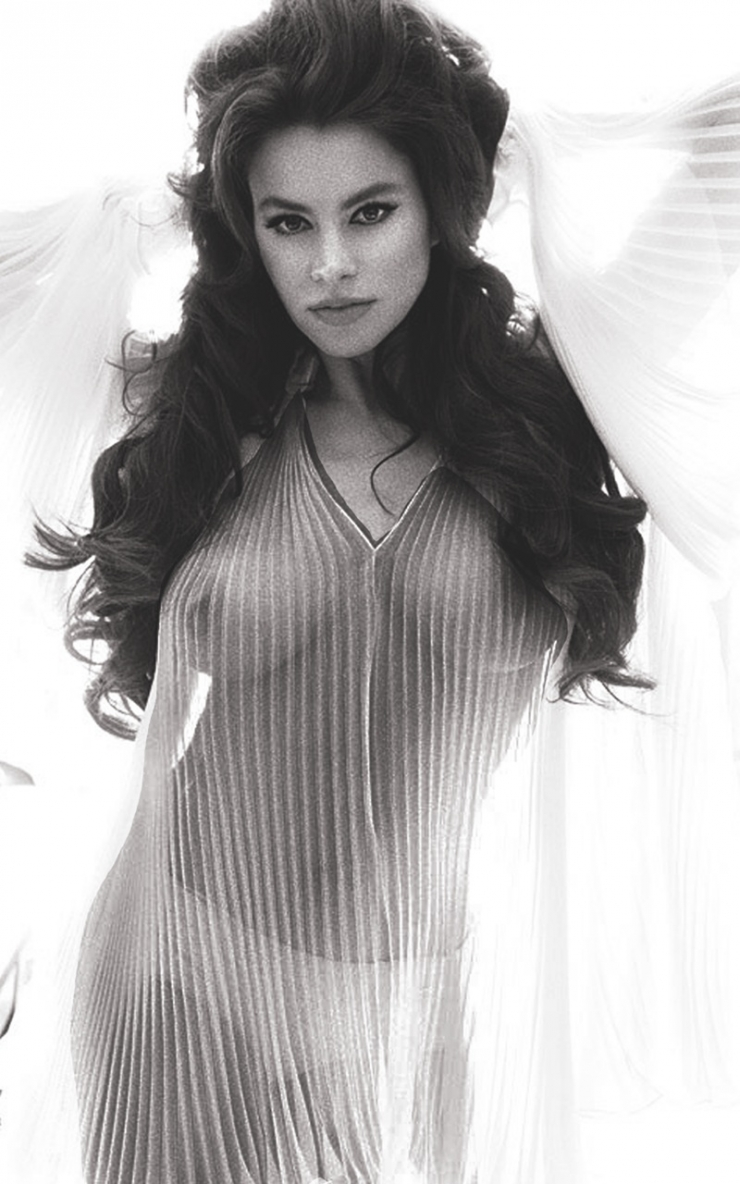 Sofia Vergara - breasts