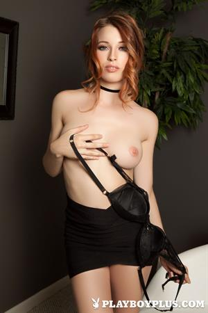 Playboy Cybergirl: Caitlin McSwain Nude Photos & Videos at Playboy Plus!