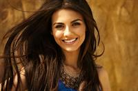 Victoria Justice David Oldham photoshoot 2012