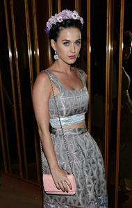 Katy Perry at The Great Gatsby Pre-Met Ball Screening at MOMA in New York on May 5, 2013