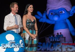Katy Perry 'The Smurfs 2' party in Cancun, Mexico 4/22/13