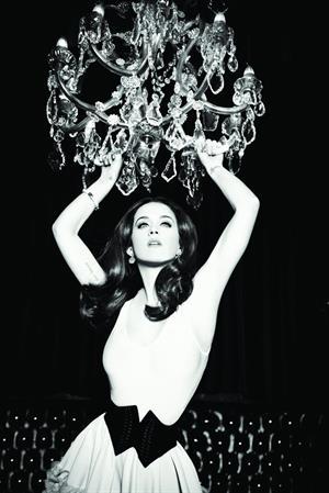Katy Perry - Ellen von Unwerth Photoshoot For GHD 2012