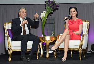 Katy Perry Billboard Woman In Music Luncheon at Capitale in New York November 30, 2012