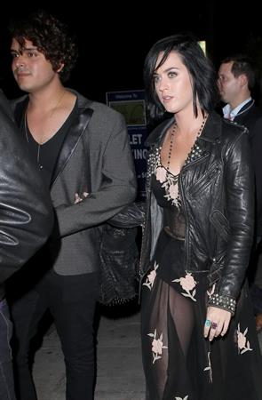 Katy Perry Shore Bar, Santa Monica - August 24, 2012