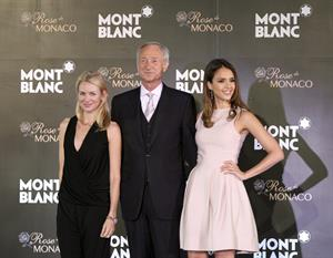 Jessica Alba Montblanc Press conference in Beijing 1-6-2012