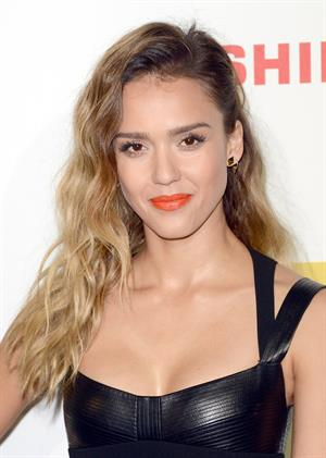 Jessica Alba Spike TV's 10th Annual Video Game Awards in Culver City 12/7/12