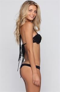 Danielle Knudson in a bikini - ass