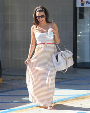 Eva Longoria in Beverly Hills 17.08.13