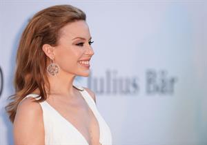 Kylie Minogue amFAR's Cinema Against AIDS event in Antibes 5/23/13