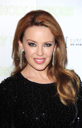 Kylie Minogue at Holy Motors' UK Premiere - September 18,2012