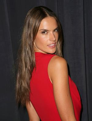 Alessandra Ambrosio Wallis Annenberg Performing Arts Gala in Beverly Hills, October 17, 2013