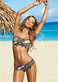Catalina Otalvaro in a bikini