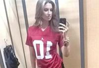 Aj McCarron Alabama Starting Quarterback's supermodel girlfriend