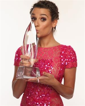 Lea Michele 39th Annual People s Choice Awards in LA January 9, 2013