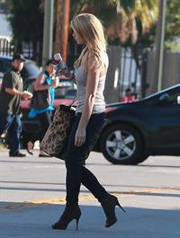 Ashley Greene in Los Angeles 10/16/13