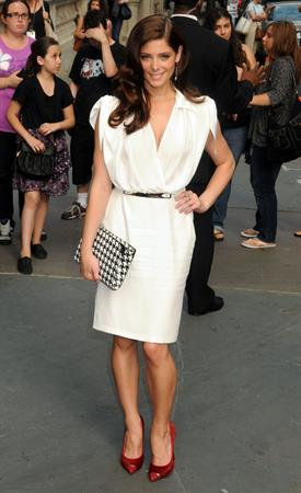 Ashley Greene Salvatore Ferragamo Women's Resort 2012 Collection June 28, 2011