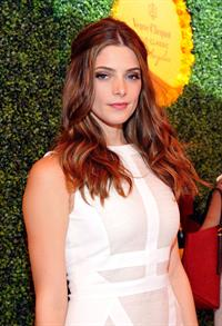 Ashley Greene 3rd Annual Veuve Clicquot Polo Classic in LA October 6, 2012