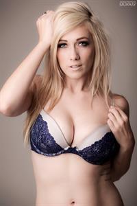 Lindsay Elyse in lingerie