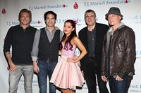 Ariana Grande TJ Martell Foundation Concert New York City April 22, 2012