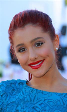 Ariana Grande the Project Angel Foods presents 2011 Angel Awards in Los Angeles August 20, 2011