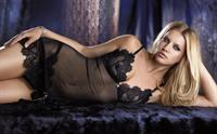 Sara Foster in lingerie