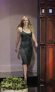 Jennifer Lawrence on The Tonight Show with Jay Leno on February 2, 2011