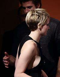 "Jennifer Lawrence ""The Hunger Games: Catching Fire"" Photocall in Rome, November 14, 2013"