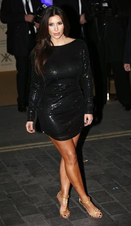 Kardashian Kollection UK launch in London 11/8/12