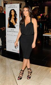 Kim Kardashian -  True Reflection  Perfume Event at Kardashian Khaos in Las Vegas (June 3, 2012)