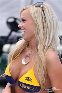 Corona Girl in a bikini