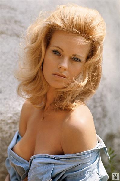 Vintage Playboy Playmate Angel Tompkins