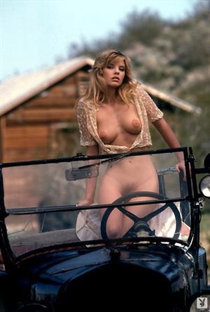 Vintage Playboy Playmate Rebekka Armstrong