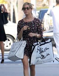 Ashley Tisdale in Beverly Hills 9/19/13